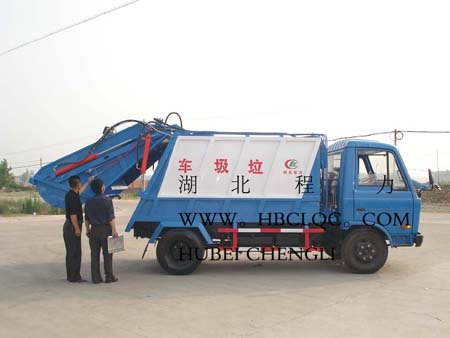 DongFeng DLK Refuse Compactor